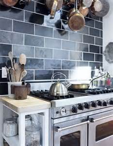 large tile kitchen backsplash large slate subway tile studio design gallery best design