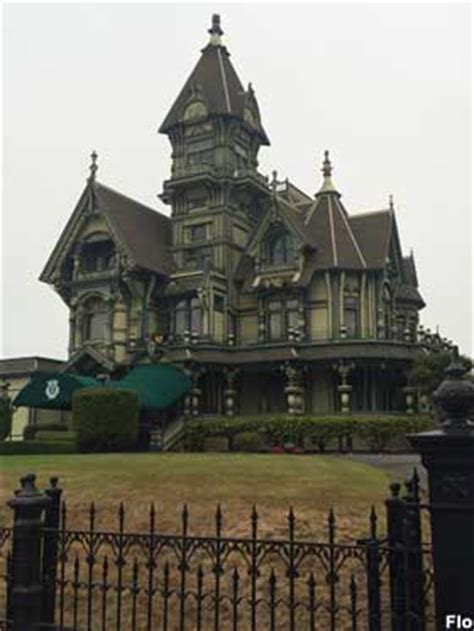 haunted house in california eureka ca carson mansion quintessential haunted house