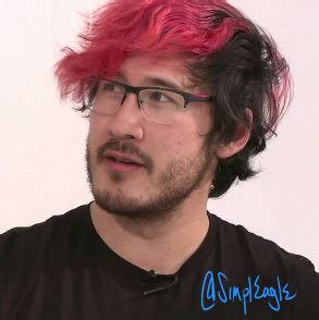 markiplier  red hair tumblr