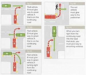 Intersection Code De La Route : code de bonne conduite kika la t te en bas ~ Medecine-chirurgie-esthetiques.com Avis de Voitures