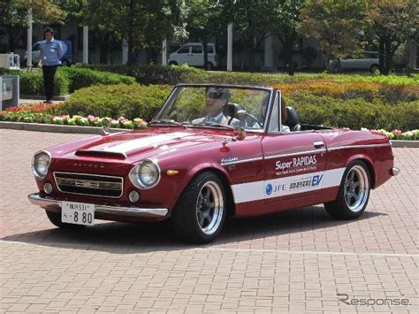 Electric Datsun by Any Electric Roadsters Datsun Roadster Forum 311s Org
