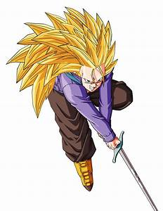 Image Gallery trunks ssj3