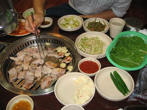 corian cuisine the best barbecue places in busan south