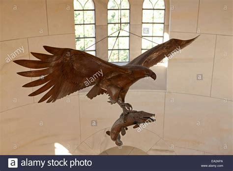 Home Interior Eagle Statue : Eagle Statue, Interior, Hunting Lodge Granitz, Ruegen