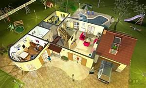 architecte 3dhd pro cad edition 2011 screen 2 With plan maison architecte 3d
