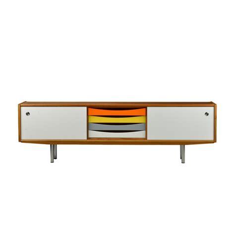 design danese arredamento sideboard danese in teak e laccature anni 60 misure h 56 l