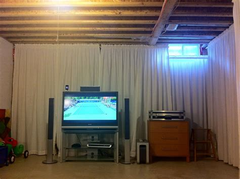 How To Decorate Basement Walls - 22 ways to make an unfinished basement ideas you should