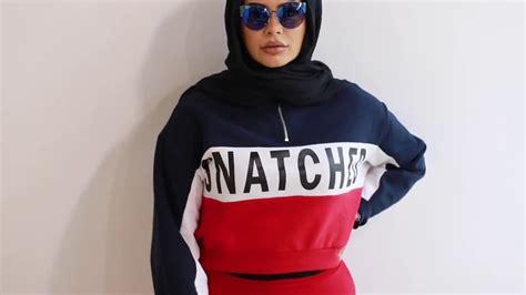 better black hoodie winter lookbook habiba da silva