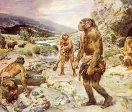 Image result for images paleolithic man