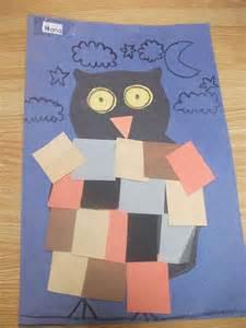 Halloween Owl Crafts for Preschoolers