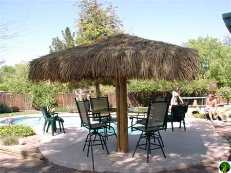 Palapa Thatch by Thatch Raincape Picture Gallery