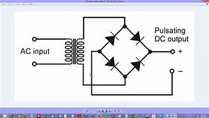Op Amp How Do We Get Output Like That With Full Wave