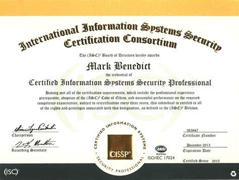 technical certifications mark  benedict technology