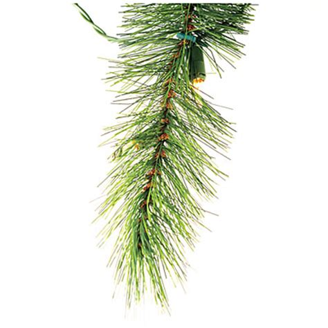 pencil christmas trees clearance 7 pre lit artificial pencil tree needle with clear lights big lots