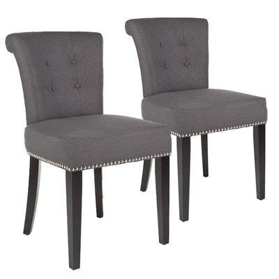 safavieh sinclair ring chair safavieh sinclair quot ring quot side chair set of 2 allmodern