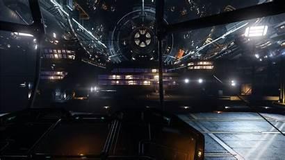 8k Sci Fi Futuristic Space Spaceship Dangerous