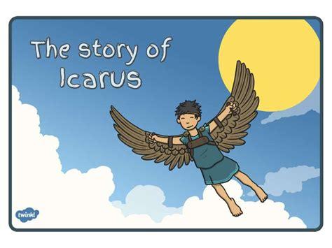 Icarus Story - презентация онлайн