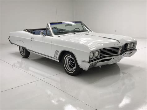 1967 Buick Skylark Convertible For Sale by 1967 Buick Skylark Convertible For Sale 94252 Mcg