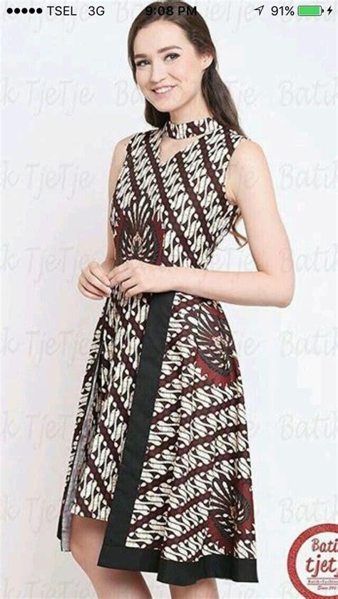 kebaya batik kain sarong images  pinterest