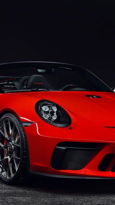 wallpaper porsche  speedster  cars  cars