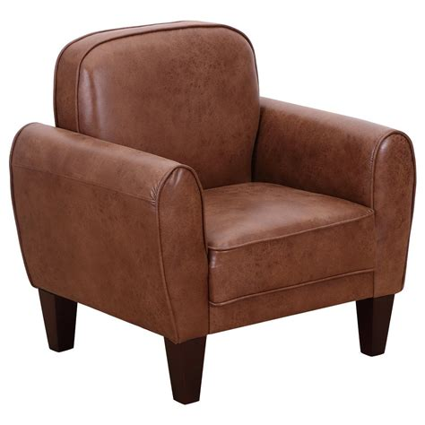 A roll arm sofa is a traditional design that pairs well in a traditional or transitional style home. Giantex Single Sofa Leisure Arm Chair Accent Upholstered Living Room Office Furniture (Coffee ...