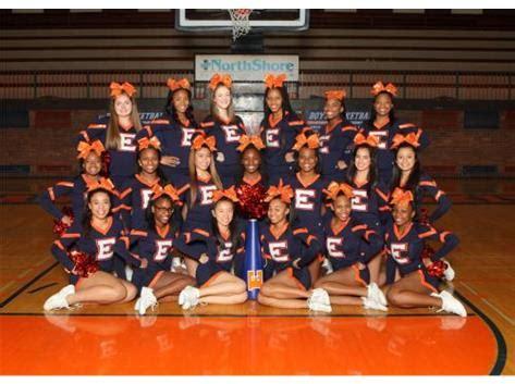 evanston township hs girls cheerleading activities