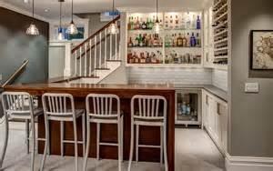 kitchen shelves decorating ideas clever basement bar ideas your basement bar shine