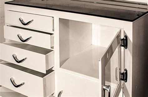 black kitchen cabinets images restored 1940s rolling cabinet gloss white at 1stdibs 4695