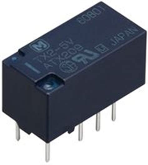 Datasheet Specifications Relay Type Contact