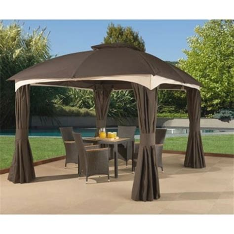 collection  gazebo netting replacement
