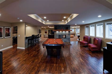 Basement Remodeling & Basement Finishing  Plainfield, Il