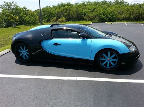 One florida resident has transformed a 2002 mercury cougar into a makeshift bugatti veyron. Pin on Kit/Custom car fails--so bad they're good (or even worse)