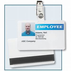 employee id badge With staff id badge template