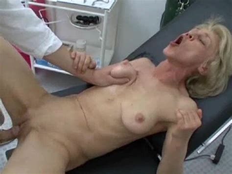 Granny Anal Sex On Visit To Doctor Granny Porn