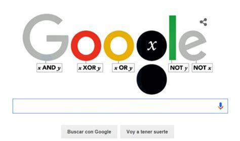 georges méliès google doodle george boole el inventor del funcionamiento l 243 gico del