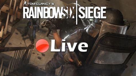 siege v駘o fr live avec didou o rainbow six siège
