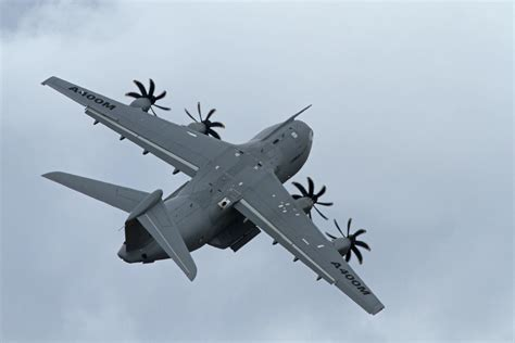 Turkish AF A400M Crashes In Spain | Fighter Sweep