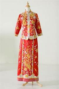 Oriental Wedding - Traditional Chinese Wedding Dress ...
