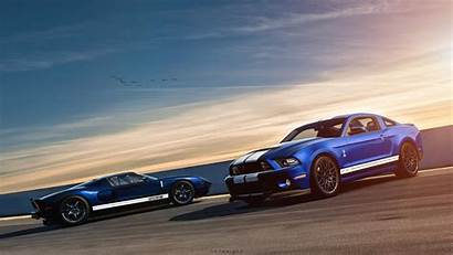 Mustang Shelby Ford Gt Gt500 Wallpapers 4k