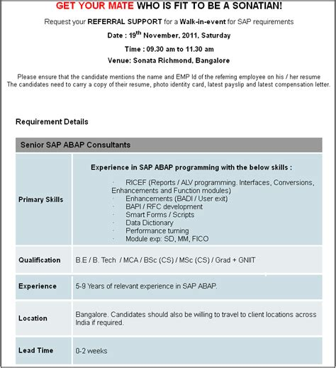 Sap Fico 2 Years Experience Resumes by Sap Abap 2 Years Experience Resume Sap Abap Resume For 2