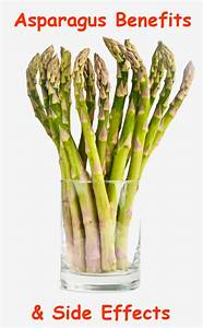Asparagus Health Benefits And Side Effects