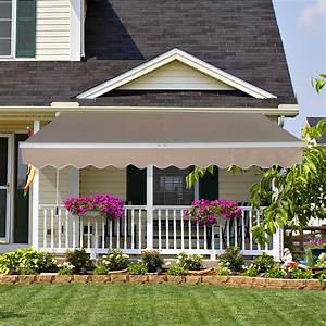 Outdoor 8 U0026 39 X7 U0026 39   13 U0026 39 X8 U0026 39  Patio Awning Sun Shade Canopy Shelter