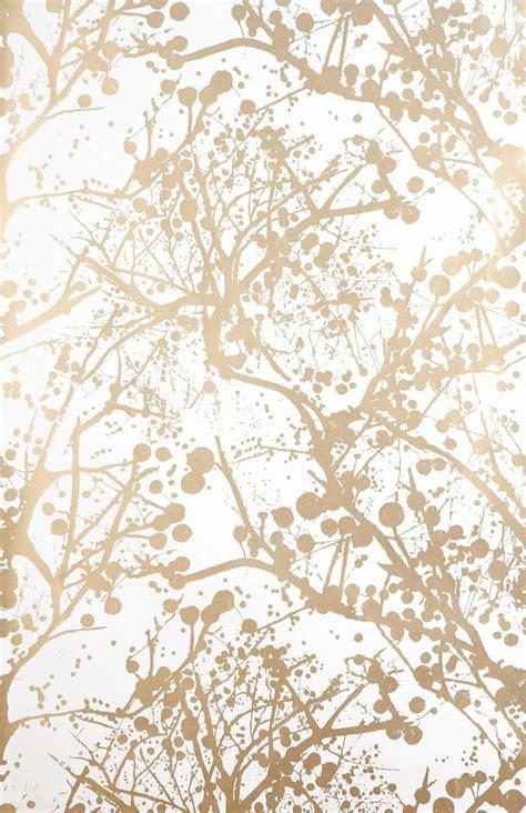 Papier Peint Fushia Pailleté by Best 25 Metallic Wallpaper Ideas Only On Pinterest