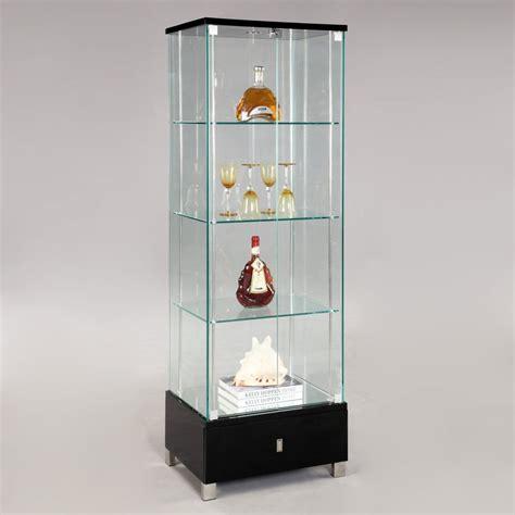 glass cabinets for living room 15 living room glass shelves shelf ideas 6807