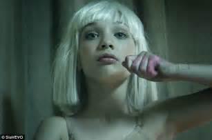 Sia's Chandelier Dancer Maddie Ziegler Lights Up Screen In