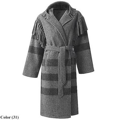 hudson bay blanket jacket woolrich capote wool coat for and 40651