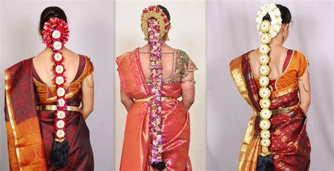 south indian bridal hair styles south india fashion