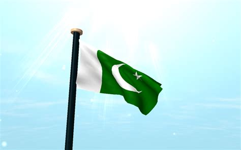 Pakistan Flag On Top of Roof Wallpapers - 9to5 Car Wallpapers