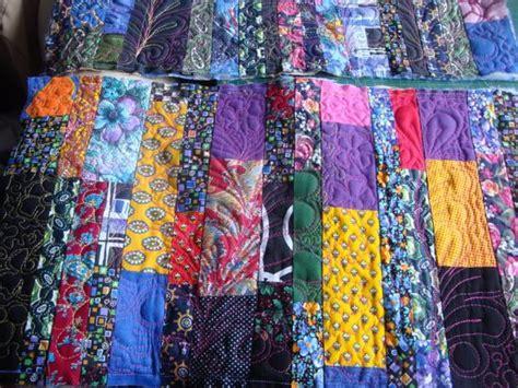 colorful contemporary quilts  unique striped patchwork designs