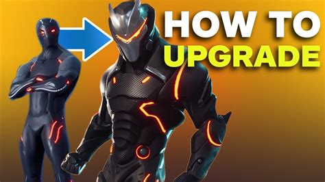 How To Upgrade Your Carbide And Omega Skin